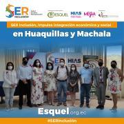 """Población venezolana se beneficiará del proyecto de integración social y económica """"SER inclusión"""""""