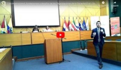 Foro Internacional: Fundamentos y desafíos de las Organizaciones de la Sociedad Civil - Quito