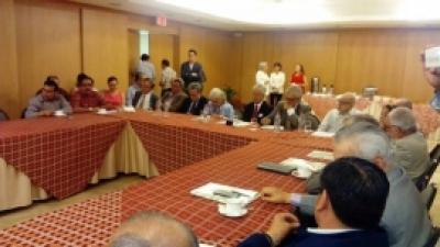 Nueve miembros conforman delegación de la Comisión Anticorrupción en Guayas