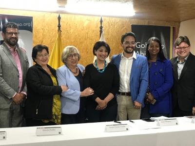 Esquel y Diálogo Diverso firman compromiso co-creación del Plan Nacional de Prevención y Erradicación de la Violencia de Género