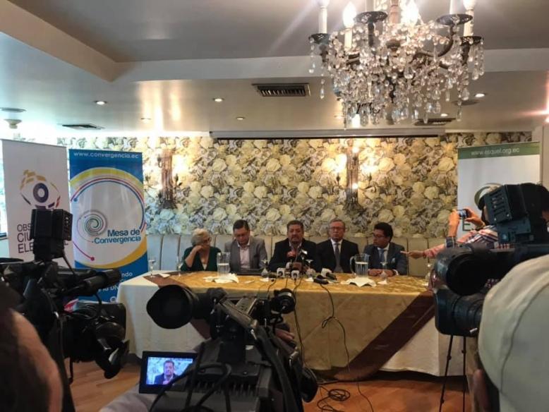 Organizaciones de la sociedad civil piden a la Asamblea Nacional acoger el veto presidencial sobre reformas electorales
