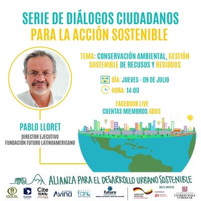 Conservacion ambiental, gestión sostenible de recursos y residuos