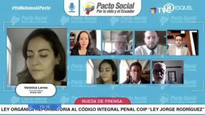 """Organizaciones sociales proponen Ley Anticorrupción """"Jorge Rodríguez"""""""